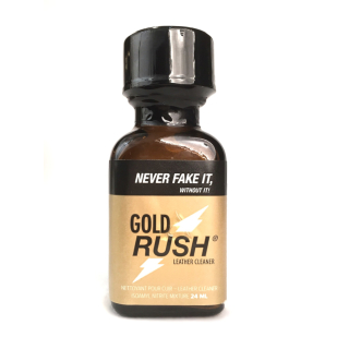 Poppers Maxi Super Rush Gold Label 24 ml
